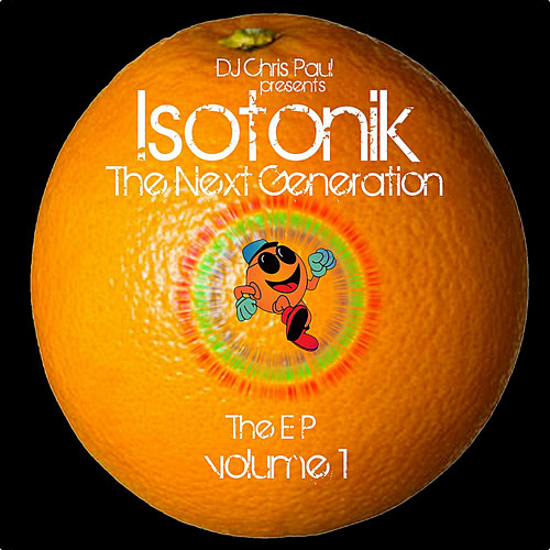 CHRIS PAUL Presents ISOTONIK - Wonderful Space (BUY NOW FROM THE NEXGEN MUSIC STORE)