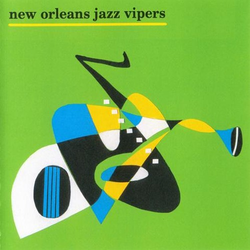 New Orleans Jazz Vipers - Blue Drag