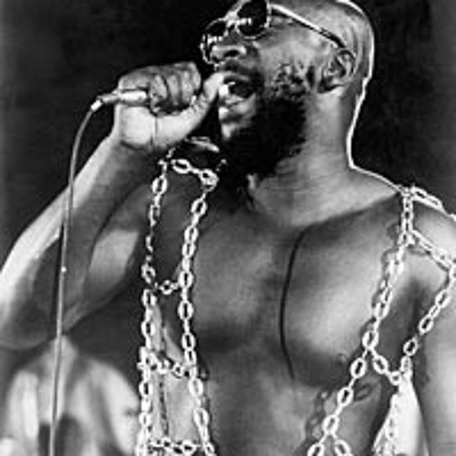"""""""It's To Late"""" - Isaac Hayes (vinyl)"""