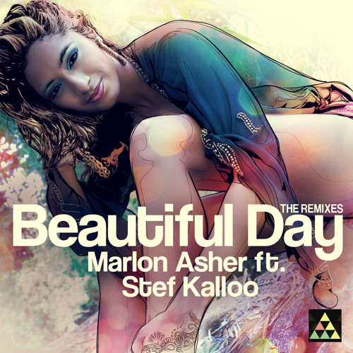 Marlon Asher ft. Stef Kalloo - Beautiful Day (Bleepolar remix)