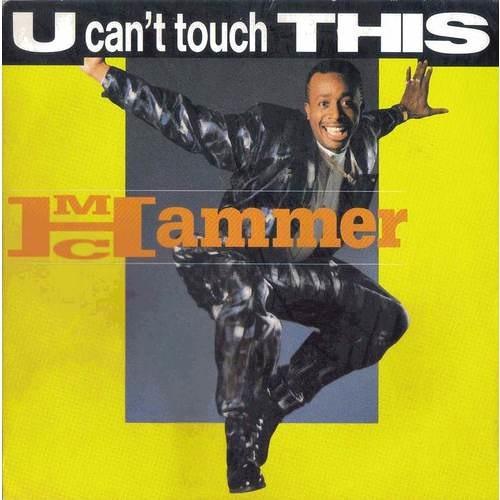 MC Hammer - Can't Touch Babra Streisand (Michael Fog Mashup)