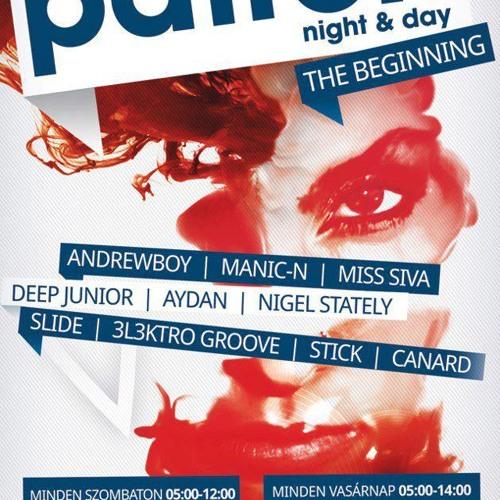 Slide & Aydan - Patron Club Live 2.rész (2012 09 08)