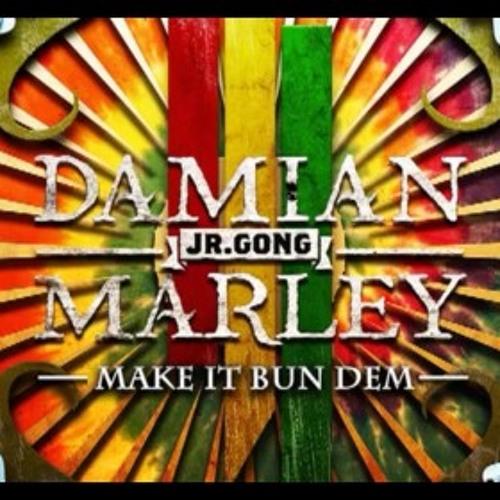 """Skrillex & Damian """"Jr Gong"""" Marley - """"Make It Bun Dem"""" (BTBX PreviewRemix)"""