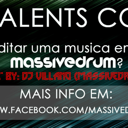 """Caderona Remix"" By: Dj ViLLaNo (Massive Drum Remix Comp.)"