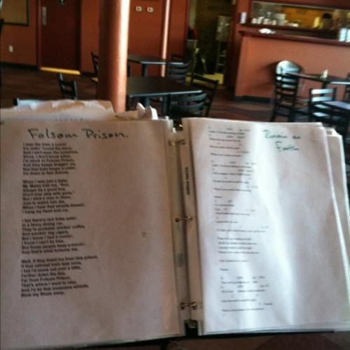 Folsom Prison Blues  at Exchange Bar & Grill