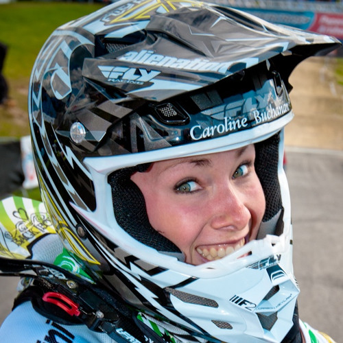 Caroline Buchanan on winning 2012 Supercross World Cup Series