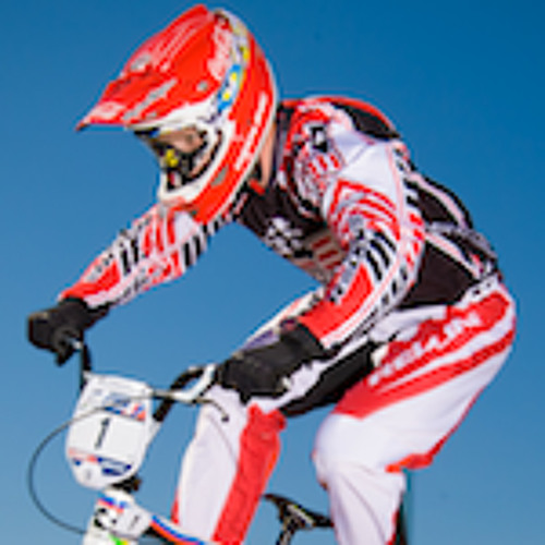 Sam Willoughby on winning the overall 2012 BMX Supercross World Cup series