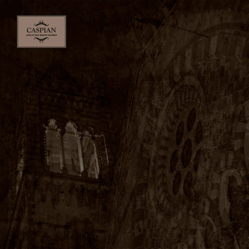 Caspian - Live at Old South Church [Album]