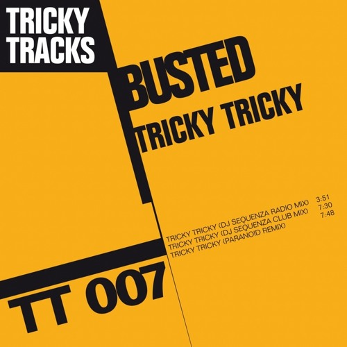 Busted - Tricky Tricky (Lesware Edit) [FREE DOWNLOAD]