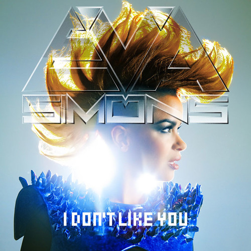 Eva Simons / Nicky Romero - I Dont Like You (Bradley Drop Re-Edit)
