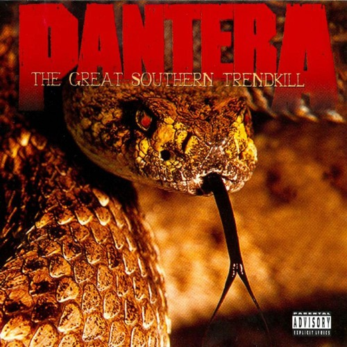 """Pantera's """"Suicide Note Pt.1"""" Grindhooker's Cover 2012"""