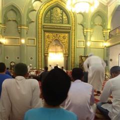 Qaseedah 2 16/09/2012 at Masjid Sultan (Mosque)
