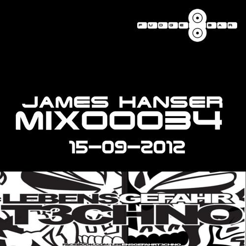 James Hanser @LEBENSGEFAHR T3CHNO 15 SEPT 2012 Amsterdam