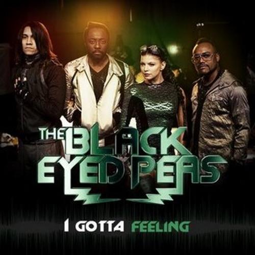 The Black Eyed Peas - I Gotta Feeling (Hrde Bootleg 2010)