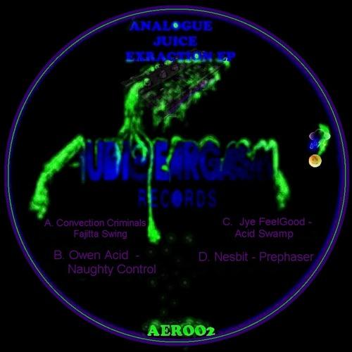 Jye Feelgood  - Acid swamp - AER002c - Preview