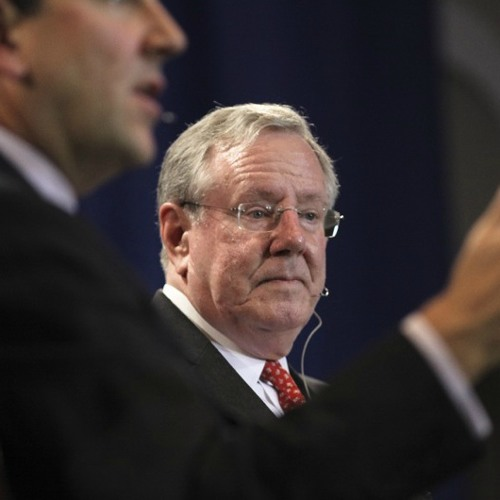 Steve Forbes/Northwestern Mutual event at University of Iowa