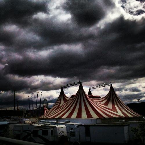 GEB - Circus Parody Techno (Septiembre 2012)