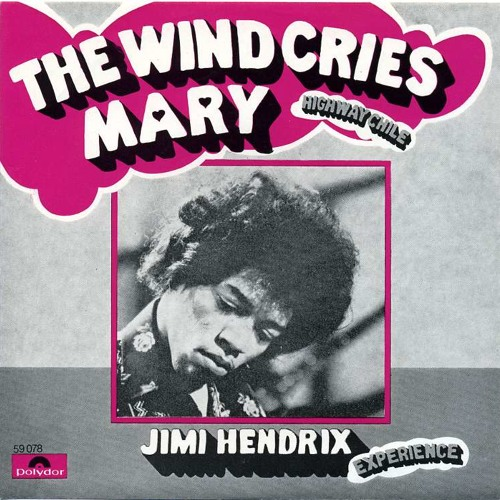 Jimi hendrix  - Wind Cries Mary -  leygo's drunken what the Dub mix