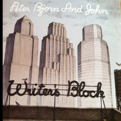 Peter, Bjorn, and John- Young Folks Cover