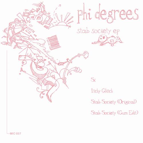 Phi Degrees - Stab Society (GUM remix) | Clip