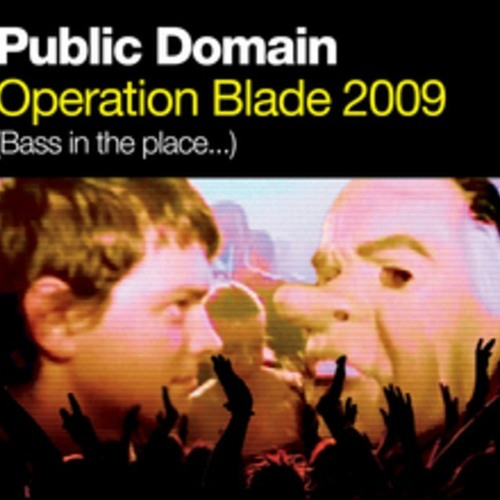 Public Domain-Operation Blade (Radio Edit)