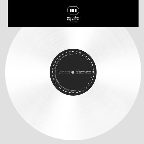 George Apergis - Quelle [Johannes Volk Remix] - Modular Expansion