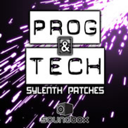 Prog and Tech Sylenth Patches