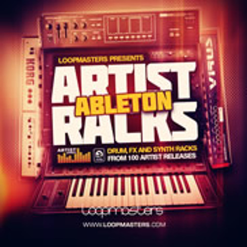 Loopmasters Artists Live 100 Racks