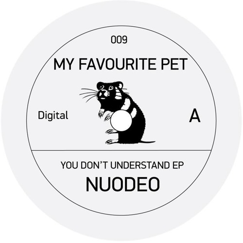 Nuodeo - You don't understand (original mix)
