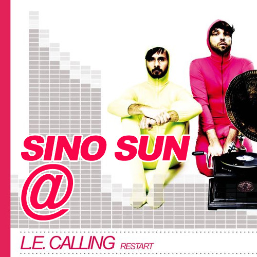 SINO SUN @ Support Lexy & K- Paul Leipzig 15.09.2012
