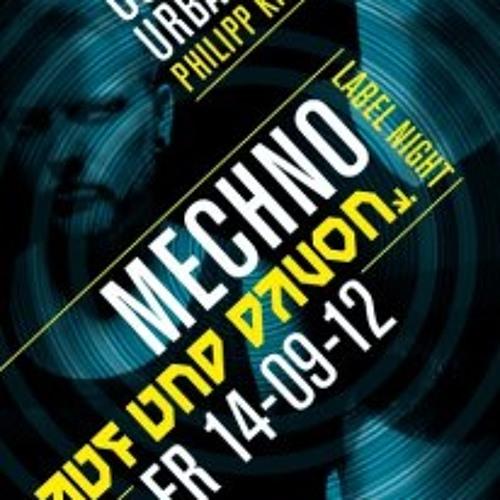 Couch Lock @ Auf & Davon 'MECHNO Label Night', Halle02 / Heidelberg - 14-09-2012