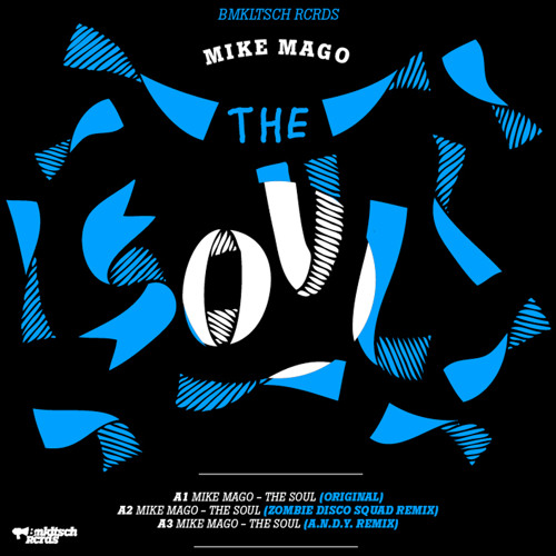 Mike Mago - The Soul EP