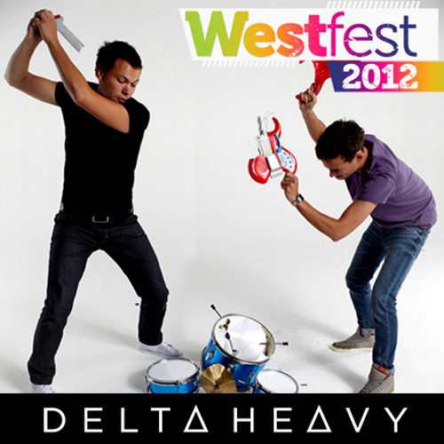 Delta Heavy Mix for Friction's Radio 1 show - soon playing Westfest Main Stage