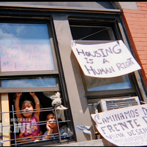 Occupy Sunset Park: 99% Solidarity Grows in Brooklyn Community As Tenants Stage Rent Strike
