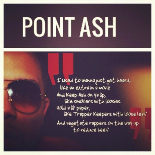 Point Ash - What's Beef