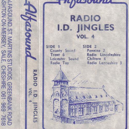 Alfasound Radio I.D. Jingles Volume 4 OMM