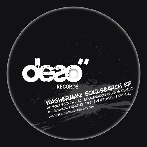 Washerman - Soulsearch EP Incl. Desos Rmx