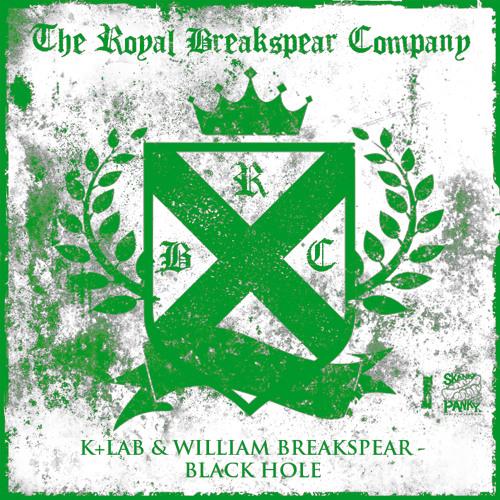 SPRR006D - K+lab & William Breakspear - Black Hole (K+lab Mix) [LOWQ CLIP]