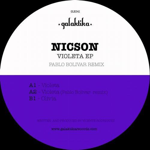 Nicson - Violeta (Pablo Bolivar Remix)