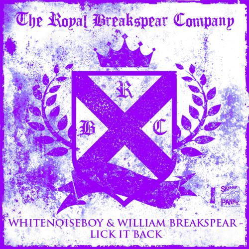 SPRR006B - William Breakspear & Whitenoiseboy - Lick It Back [LOWQ CLIP]