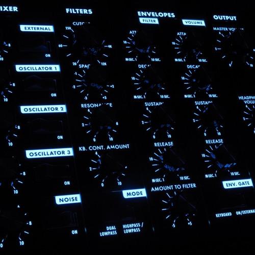 Custom Minimoog Voyager Ringtones