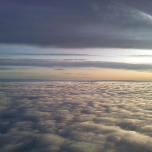 Foggy Planes