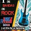 """""""I CONCURSO DE BANDAS DE ROCK ABANCAY ROCKEA 2012"""" Primera Etapa"""