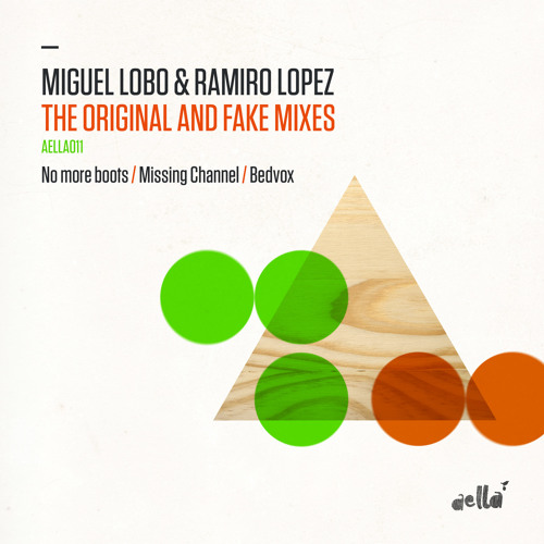 Miguel Lobo & Ramiro Lopez - Bedbox (Original mix)