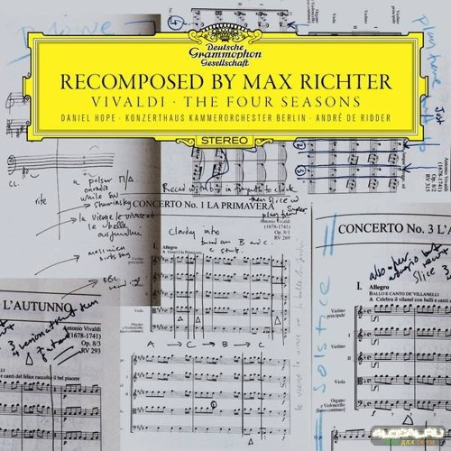 Max Richter - Recomposed by Max Richter- Vivaldi - The Four Seasons. Winter.