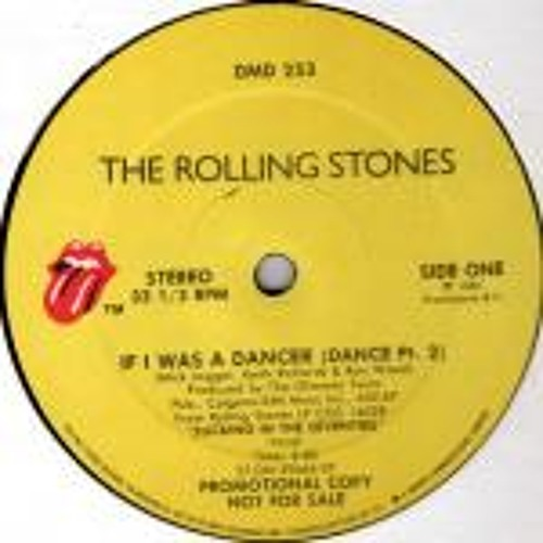Stones - If I was a dancer (whiskey barons edit)