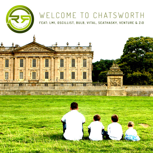 RD015 - Seathasky & Jon Moore - Weight Of The World - Welcome To Chatsworth LP - Rotation Deep UK ©