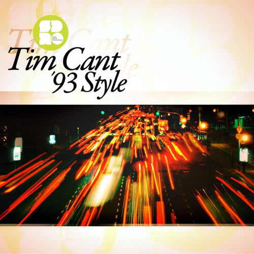 Tim Cant-'93 Style (Available on Sept. 20th!!)