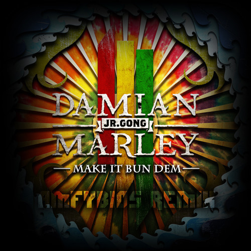 Skrillex ft. Damian Marley - Make it Bun Dem (AmfyBIOS Remix)