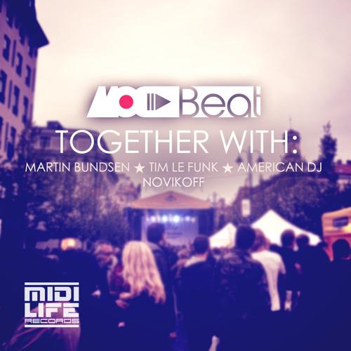 MockBeat - Together (Tim Le Funk Remix) 122 BPM Deep House MIDI Life Records SAMPLE